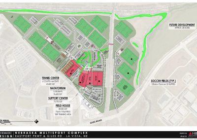 NSMC Site Plan